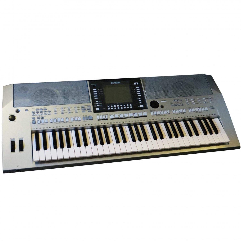 yamaha psr s710 workstation keyboard inkl tragetasche. Black Bedroom Furniture Sets. Home Design Ideas