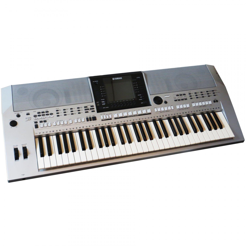 yamaha psr s900 workstation keyboard inkl notenhalter. Black Bedroom Furniture Sets. Home Design Ideas