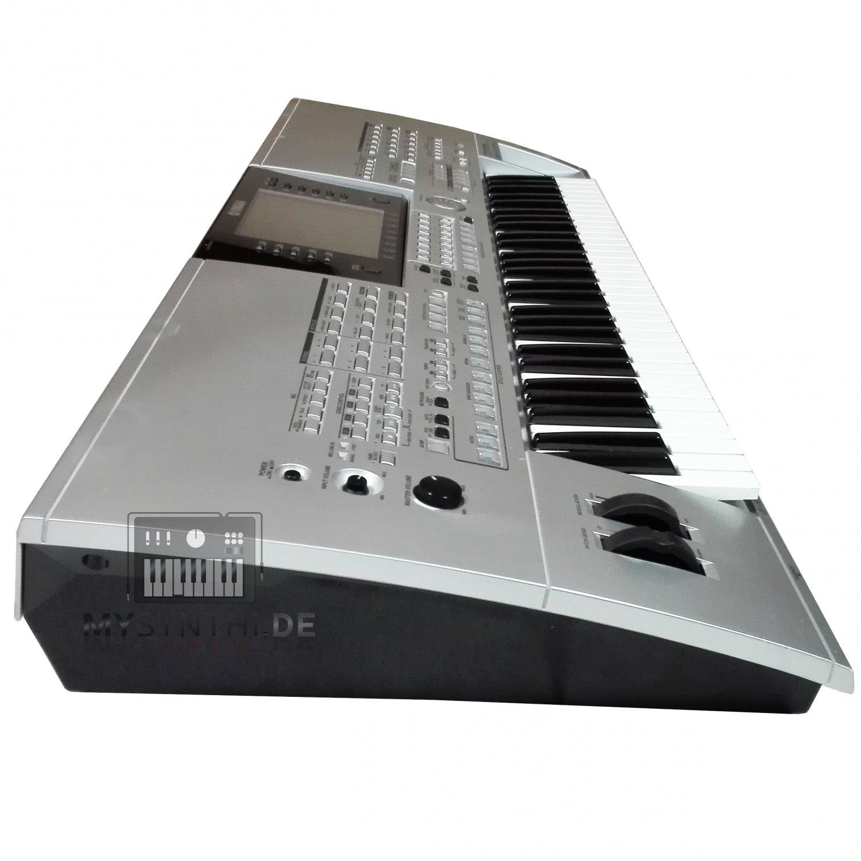 yamaha tyros 1 workstation keyboard 1 jahr. Black Bedroom Furniture Sets. Home Design Ideas